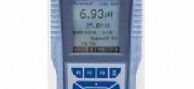 เครื่องมือวัดค่าพีเอช, ออกซิเดชั่น-รีดักชั่น, อุณหภูมิ แบบมือถือ (Cyber Scan pH 600)