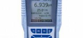 เครื่องมือวัดค่าพีเอช, ออกซิเดชั่น-รีดักชั่น, อุณหภูมิ แบบมือถือ (Cyber Scan pH 610)