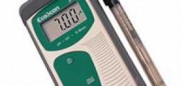 เครื่องมือวัดค่าพีเอช, ออกซิเดชั่น-รีดักชั่น, อุณหภูมิ แบบมือถือ (Eco Scan pH 6)