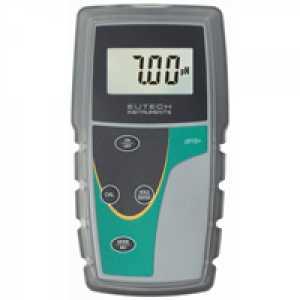 เครื่องมือวัดค่าพีเอช, ออกซิเดชั่น-รีดักชั่น, อุณหภูมิ แบบมือถือ (Eutech pH 6+)