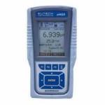 เครื่องมือวัดค่าพีเอช, ออกซิเดชั่น-รีดักชั่น, เหล็ก, อุณหภูมิ แบบมือถือ (Cyber Scan pH 620)