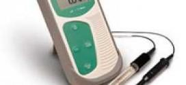 เครื่องมือวัดค่าพีเอช, อุณหภูมิ แบบมือถือ (Eco Scan pH 5)