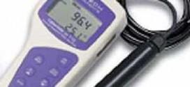 เครื่องมือวัดค่าออกซิเจนละลาย, อุณหภูมิ แบบมือถือ (Cyber Scan DO 110)