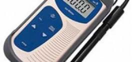 เครื่องมือวัดค่า Ion, พีเอช,ออกซิเดชั่น-รีดักชั่น,อุณหภูมิแบบมือถือ (EcoScan Ion 6)