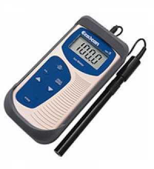 เครื่องมือวัดค่า Ion, พีเอช, ออกซิเดชั่น-รีดักชั่น, อุณหภูมิ แบบมือถือ (EcoScan Ion 6)