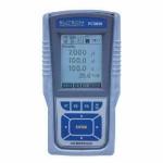 เครื่องมือวัดค่า pH,ORP,Ion,การนำไฟฟ้า,TDS,ความเค็ม,DO,อุณหภูมิ (Cyber Scan PCD 650)
