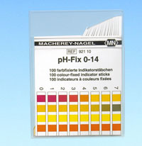 pH-Fix test strips