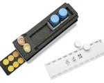 ชุดทดสอบเหล็ก Reflectometer Test Strip (20-200 mg/l)