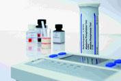 ชุดทดสอบความเป็นกรด-ด่าง Reflectometer Test Strip (pH 4.0-9.0)