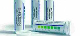 กระดาษทดสอบคลอรีน ( 0 – 500 mg/l )