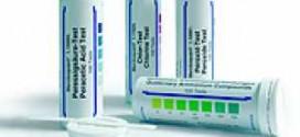 กระดาษทดสอบคลอไรด์ ( 500 – ≥3000 mg/l )