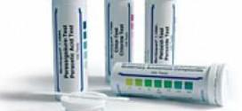 กระดาษทดสอบสังกะสี ( 0 – 50 mg/l )