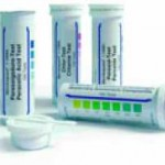 กระดาษทดสอบไนเตรท ( 10 – 500 mg/l )