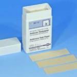 กระดาษทดสอบ Aluminium ions (Aluminium test paper)