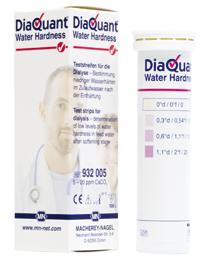 กระดาษทดสอบความกระด้าง (DiaQuant® Water Hardness CE* test strip )