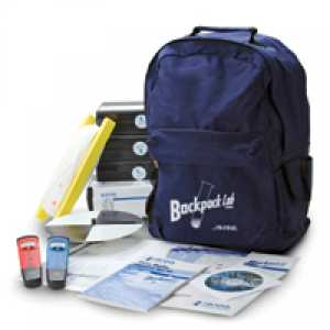 HI 3817BP Backpack Lab Water Quality  Test Kit