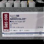 ชุดทดสอบอะลูมิเนียม Tube Test (0.02 – 0.70 mg/L Al3+)