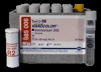 NANOCOLOR® Ammonium 200