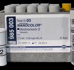 ชุดทดสอบแอมโมเนียมTube Test (0.04 – 2.30 mg/L NH4-N and 0.05 – 3.00 mg/L NH4+)